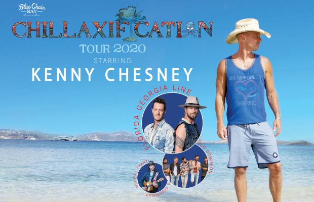 Kenny Chesney, Florida Georgia Line & Old Dominion [CANCELLED] at Minute Maid Park