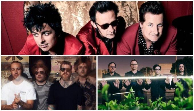 Hella Mega Tour: Green Day, Fall Out Boy, Weezer & The Interrupters at Minute Maid Park
