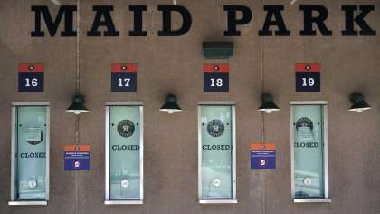 2021 Houston Astros Season Tickets (Includes Tickets To All Regular Season Home Games) at Minute Maid Park