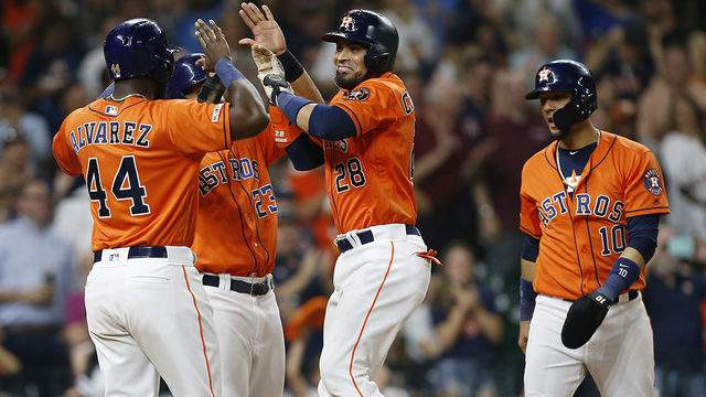 Houston Astros vs. Seattle Mariners [CANCELLED] at Minute Maid Park